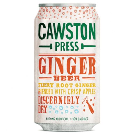 Cawston Press - Gingembre & Pomme - 33cl