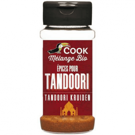 COOK - Organic Spices for Tandoori 35 Gr