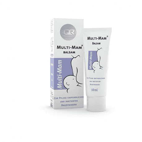 Multi-Mam - Baume protection mamelons 10ml