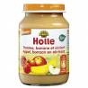 Holle - baby food apple banana with abricot Organic 190 G